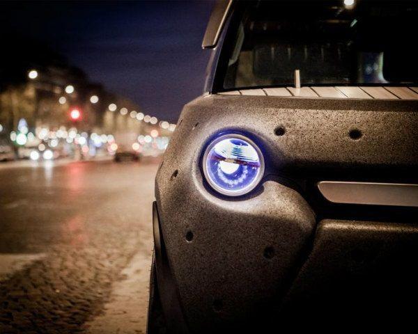 Toyota'dan elektrikli mini - Sayfa 4