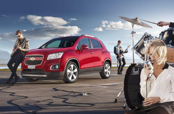 Chevrolet, Trax ile çıtayı yükseltiyor