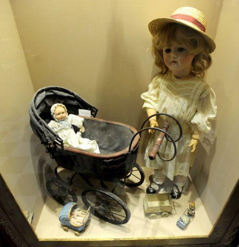 Hitler'in oyuncak askerleri de bu müzede