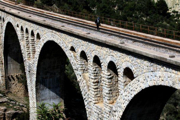 Demir yollarda geçen bir ömür