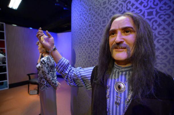 İşte Türkiye'nin ilk balmumu heykel müzesi