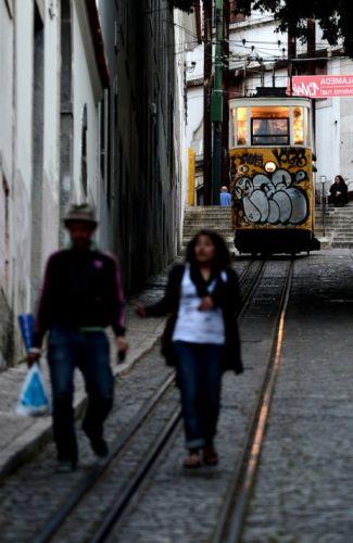 Lizbon'un simgelerinden biri: AMERICANOS