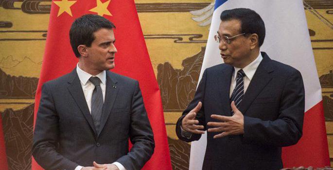 Çin Fransa'dan 70 Airbus satın alıyor