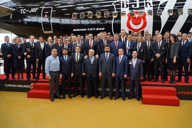 Beşiktaş'ın uçağı oldu - Sayfa 2