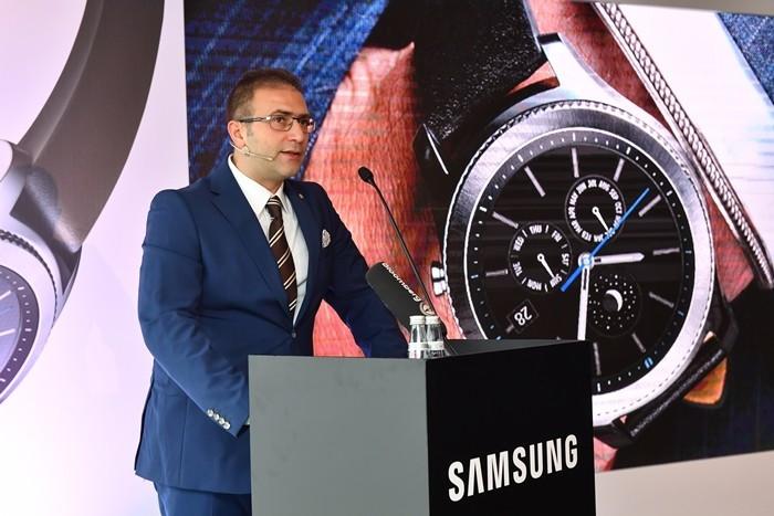 Samsung'un yeni akıllı saati rafa çıkıyor