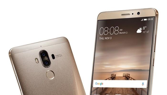 Huawei yeni telefonunu tanıttı