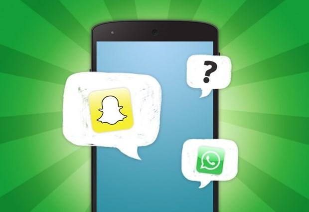 WhatsApp'a Snapchat özelliği