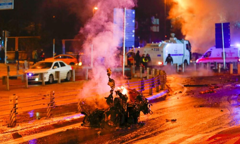 İstanbul'da terör