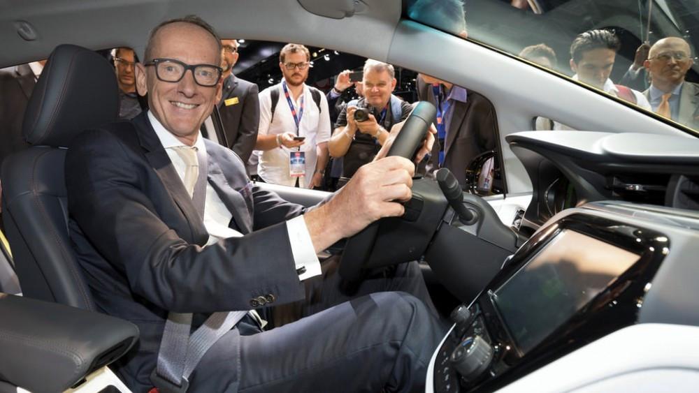 Elektrikli Opel, ilk kez Norveç'te