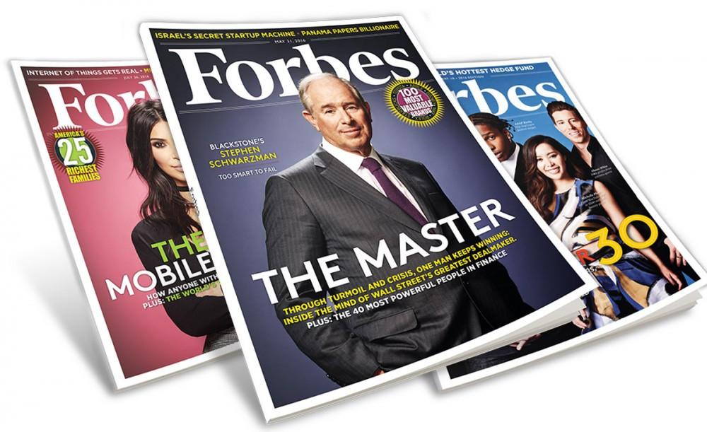 Forbes 'Dünyanın en güçlü insanları' listesini açıkladı