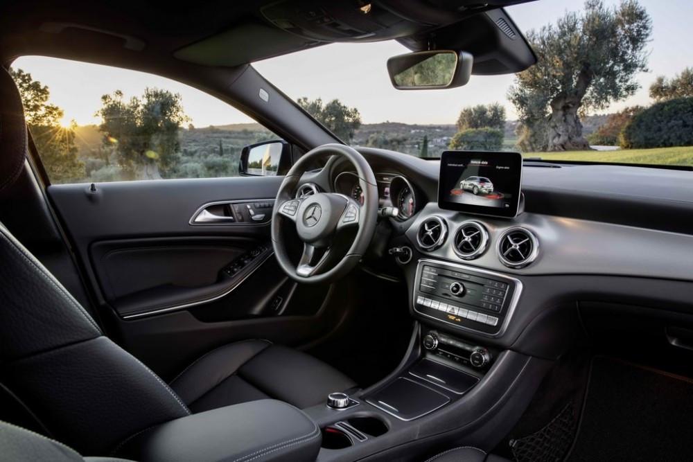 Yeni Mercedes-Benz GLA ortaya çıktı