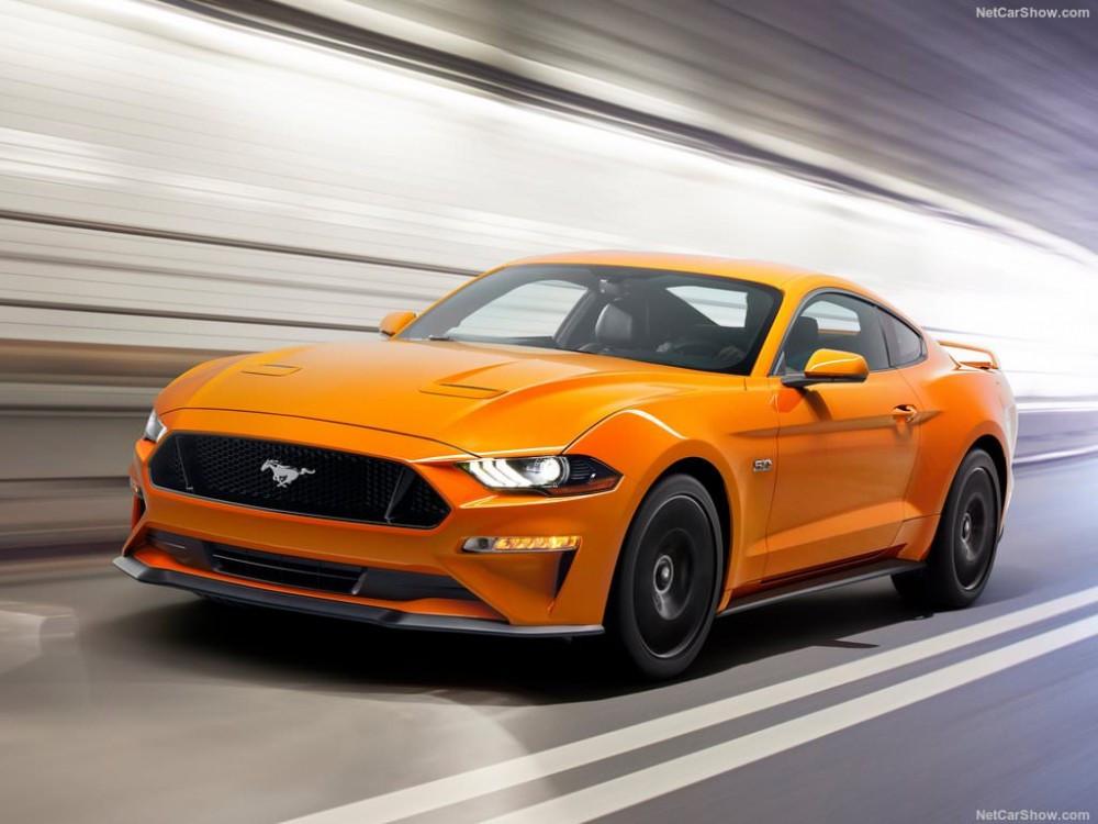 2018 Ford Mustang GT görücüye çıktı