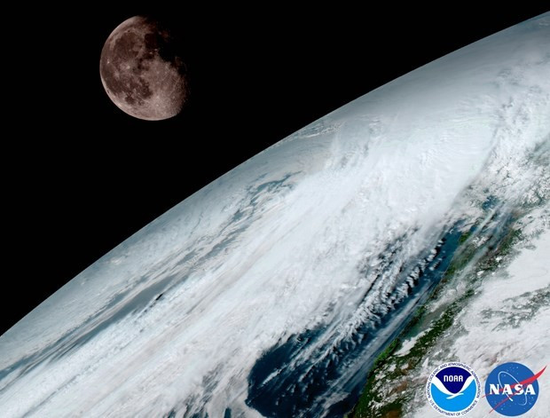 NASA Dünya'nın en net fotoğrafını çekti