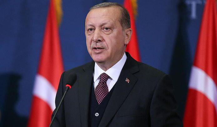Erdoğan: Ticaret hacmimiz potansiyelimizin gerisinde