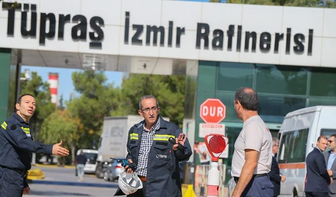 Tüpraş'ta patlama: 4 işçi öldü