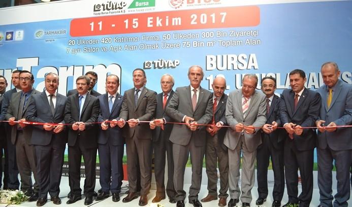 BURTARIM 2017 kapılarını açtı