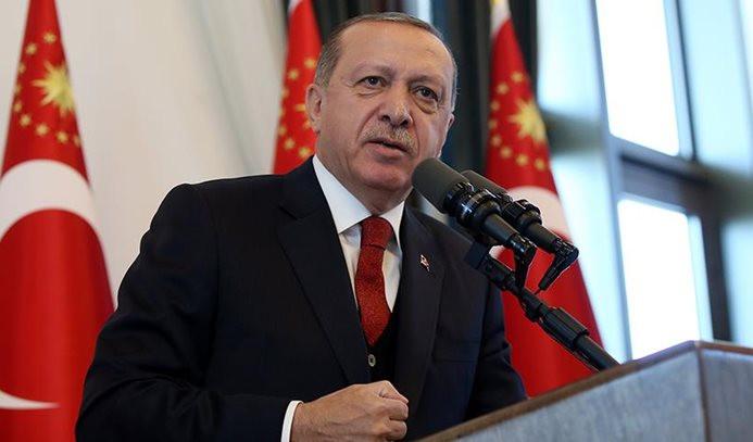 Erdoğan: Polisimiz o silahları kullanmayacak