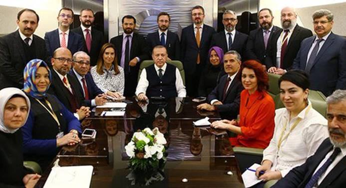 Erdoğan 3 ilin başkanlarına seslendi: Topbaş gibi yapın
