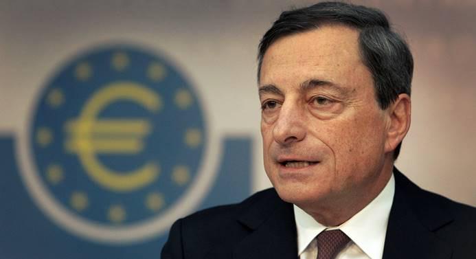 Draghi: Negatif faiz oranları başarılı oldu