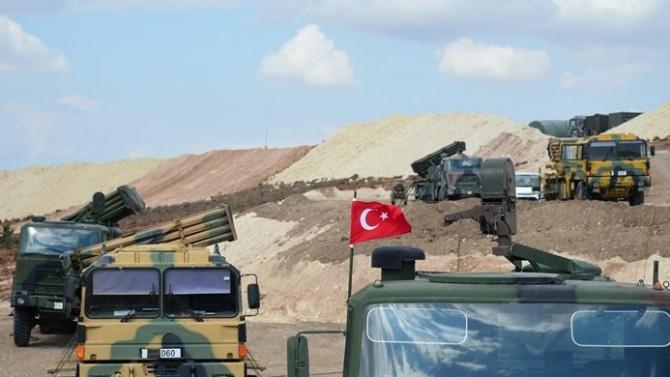 TSK, İdlib'de gözlem noktalarını teşkil faaliyetlerine başladı