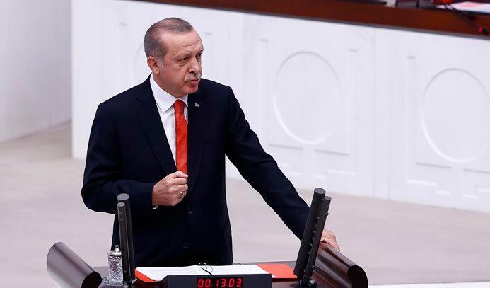 Erdoğan: Her an her şeye hazır olalım