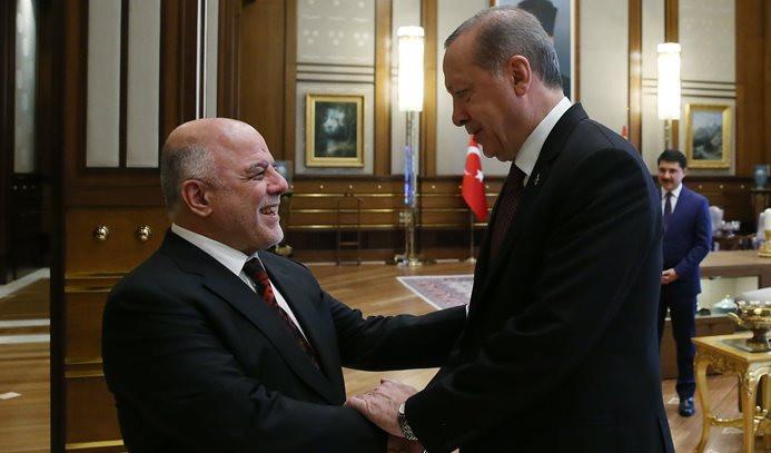Erdoğan: Irak ile dayanışma içindeyiz