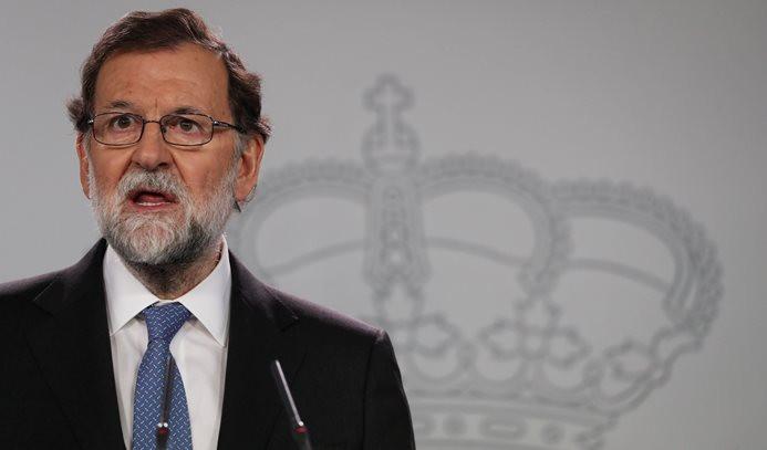 İspanya'da hükümet Katalan yönetimini görevden aldı