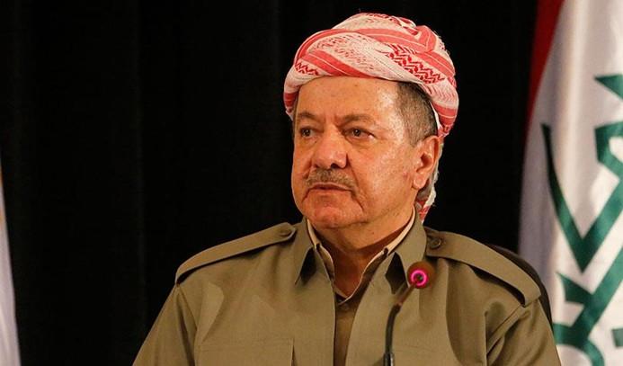 Barzani görevi bırakıyor