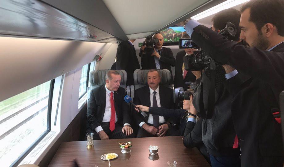 Erdoğan: Bu proje hepimizin ortak başarısı