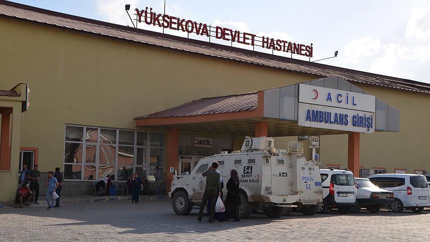Hakkari'de 4 şehit, 4 asker yaralı