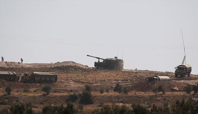 İdlib sınırında askeri hareketlilik arttı