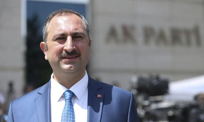 Adalet Bakanından konsolos açıklaması