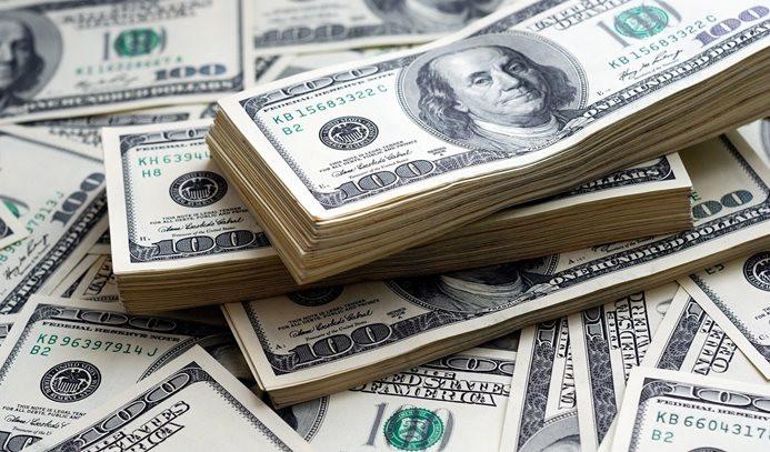 Dolar, 3.85'in altını gördü
