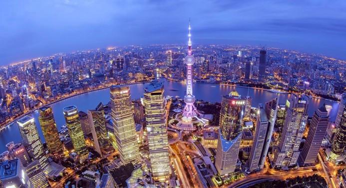 Çin'in ekonomileri ülkelerle yarışan 35 şehri