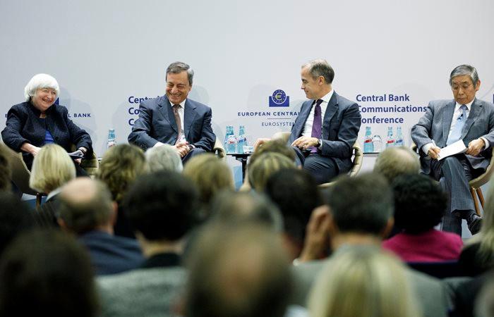 MB başkanları, Frankfurt'ta buluştu