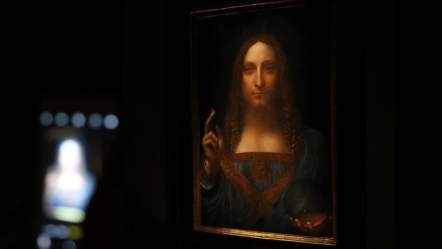 Da Vinci'nin tablosu rekor fiyata alıcı buldu