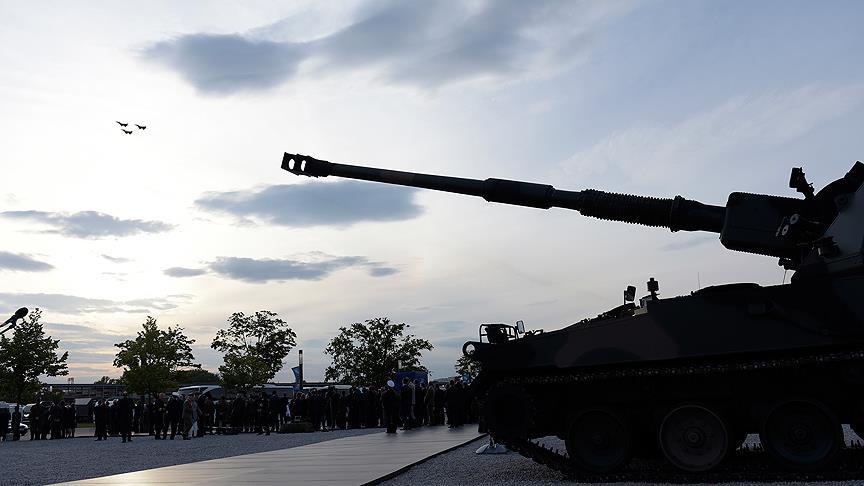 Almanya'da tanklar çalışmıyor