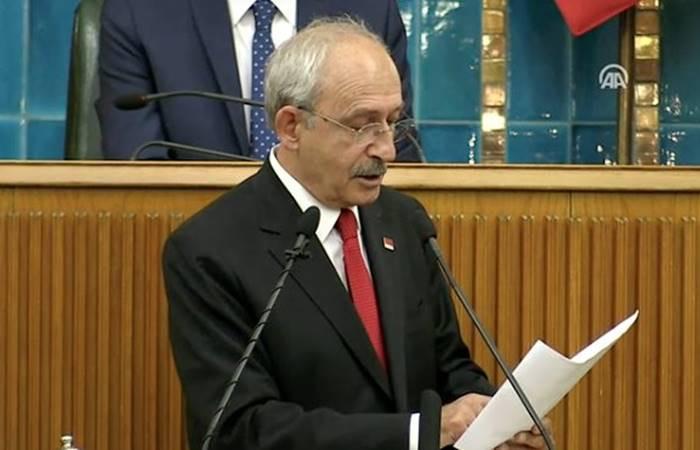 Kılıçdaroğlu: Banka dekontları elimizde