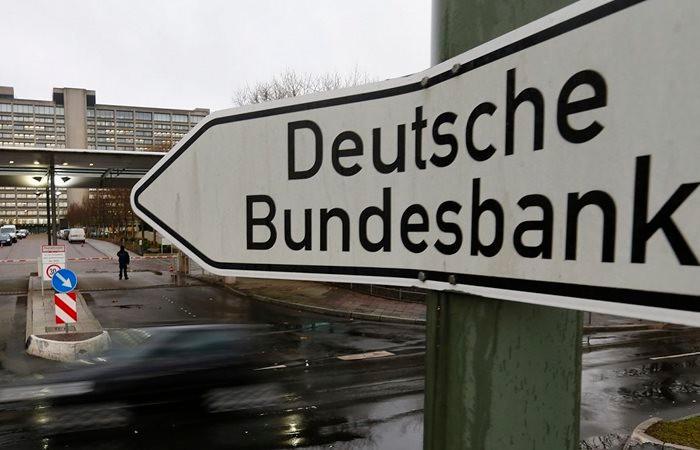 Bundesbank'tan 'risk' uyarısı