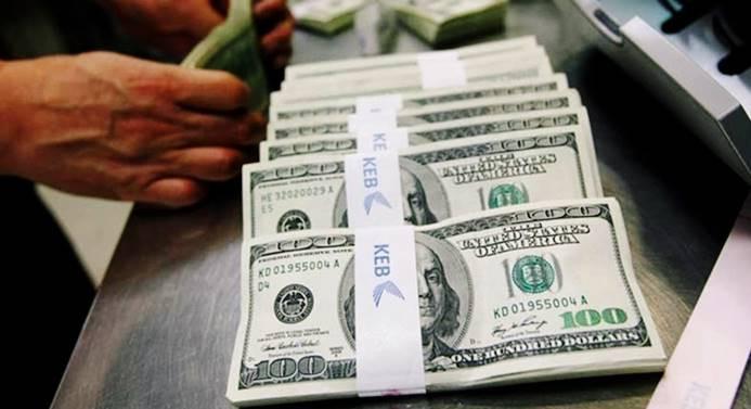 Dolar, enflasyon verisiyle 3.83'ü geçti