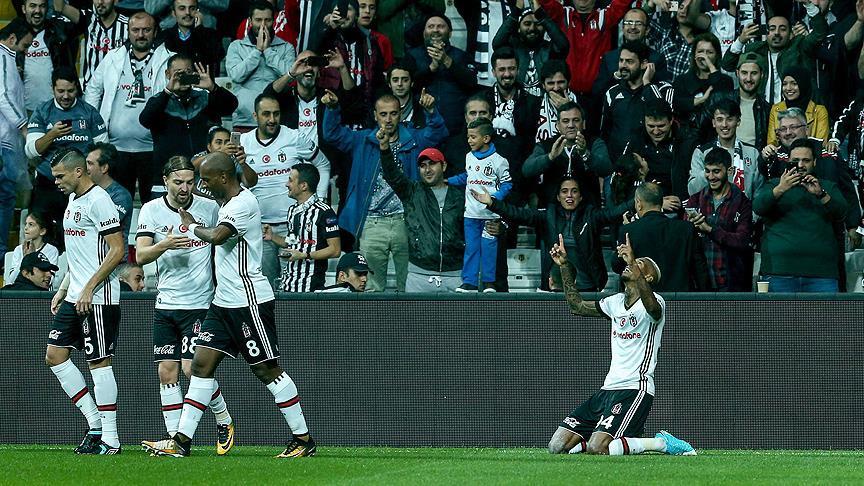 Beşiktaş'ın evinde bileği bükülmüyor