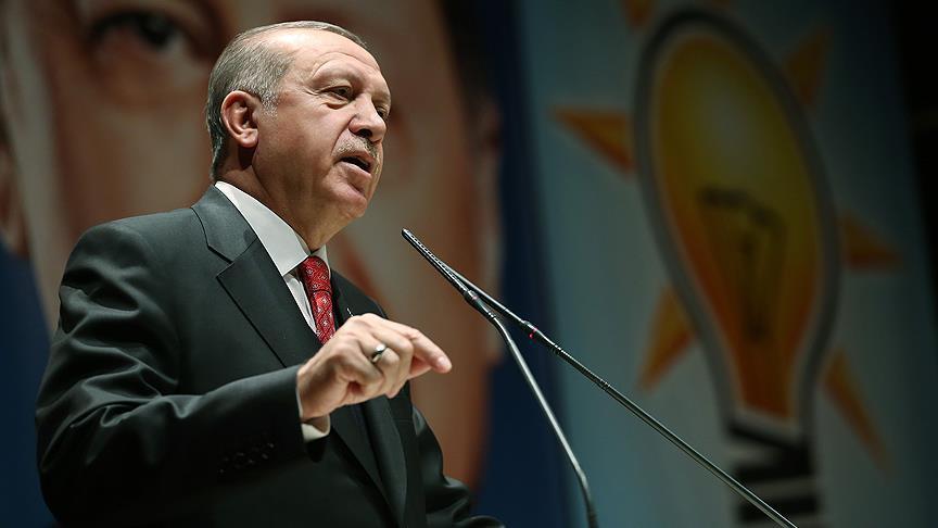Erdoğan: Doğruyu yaptık, ambargoyu delmedik