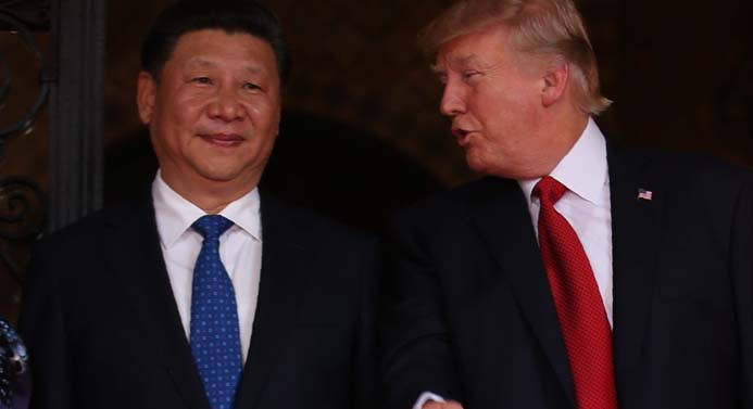 ABD, Çin'in