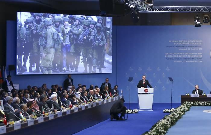 ABD'nin kararına karşı 'İstanbul' kararı