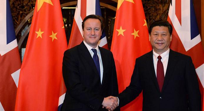 İngiltere ve Çin'den 1 milyar dolarlık 'Kuşak ve Yol' işbirliği