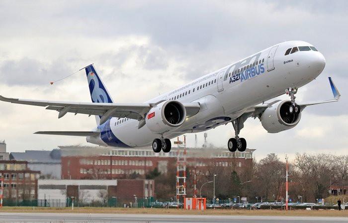 Çinli grup 50 adet Airbus A320neo satın aldı