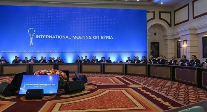 """""""Suriye Ulusal Kongresi'ne PYD/YPG davet edilmeyecek"""""""