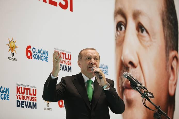 Erdoğan: Varlıkları yurt dışına kaçırma gayreti var