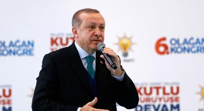 Erdoğan'dan KHK çıkışı: Üzüldük, yapmamaları gerekirdi