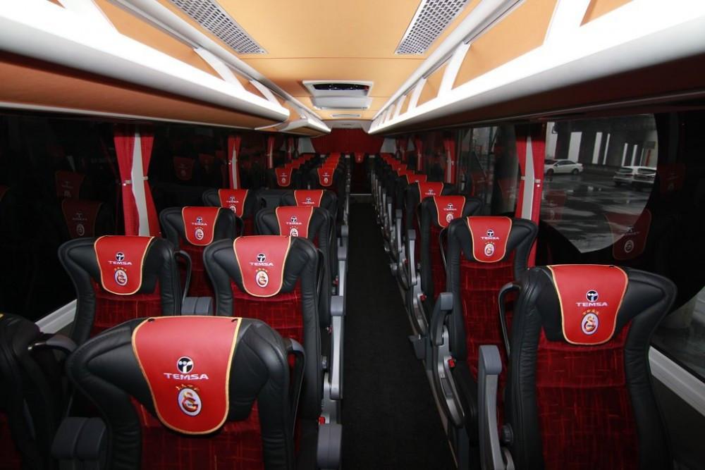 Galatasaray'ın yeni takım otobüsü - Sayfa 1